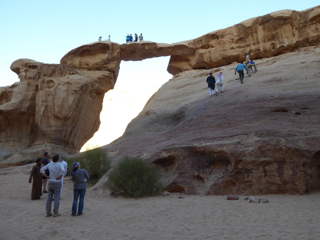 4-hour jeep tour of Wadi Rum - REAL BEDOUIN EXPERIENCE TOURS